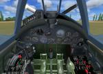 FSX/P3Dv3,v4 Vought Corsair Early F4U-2