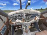 FSX/P3D v3/4/5 DHC-2 Beaver on wheels