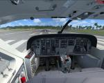 FSX/P3Dv4,V5 native Cessna 208 amphibian