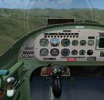 FSX/FS2004                   Aerospace FU24-950 series Fletcher Walter Turbine Version.