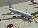 "FS                   2004 Boeing 737-2S3/Adv Rutaca Airlines YV169T ""Blue Belly""                   Textures only"