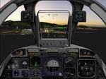 FS2004                   A-10 Landing Panel & HUD.