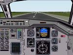 FS2000                   Airbus A310 panel