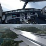 FSX/P3D Airbus A330-300, A330-200 Air China Twin Pack