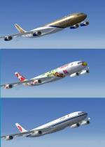 Airbus A340 3-5-6 Mega Package
