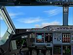 FS2004                   Airbus A380 Panel