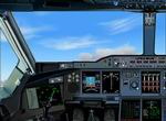FS2004                  Airbus A-380 Panel