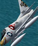 FS2002                   Douglas A-4A Skyhawk of VA-43