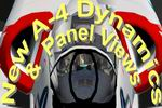 FS2002                   A-4 Skyhawk Flight Dynamics & Panel Upgrade