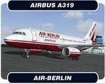 Air Berlin Airbus A319 Textures
