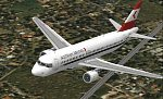 FS98/FS2000                   Austrian Airlines Airbus A320-200