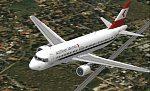 FS98/FS2000                   Austrian Airlines Airbus A320-200