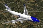 FS98                   B747-400 Korean Air REAL ROUND BODY