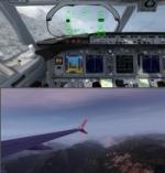 FSX/P3D Boeing 737-Max 9 Aercap Demonstrator Package
