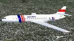 FS2004                   Sud SE-210 10B3 Caravelle Super 3 Air City & Aero Jet