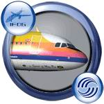 FS2004                   iFDG Airbus A321 Air Jamaica