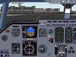 FS2000                     Alternative 2 engine jet panel