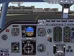 FS2000                     Alternative 2 engine jet panel