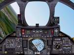 Alternate                   fighterjet panel for FS2000 (standard/PRO)