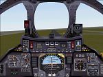 FS2000                   Alternative fighter jet panel