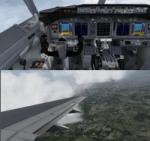 FSX/P3D  Boeing 757-200 America West 'Ohio' Package