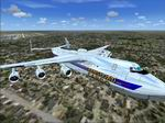 FSX                   Anotonov AN-225 Transload Airlines Liveries.