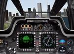 FS2000/FS2002                   APACHE AH-64 Longbow Panel V1B