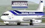 Aerolineas                   Argentinas 737-200