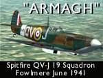CFS2             Supermarine Spitfire Mk IX Painted