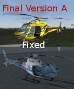 FSX AS350 BA B2 Final Edition Version A Re-Assembled