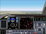 FS2000                   Atkinson 200 executive jet