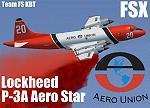 Aero Union Lockheed P-3A Aerostar