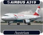 Austrian Airbus A319-112