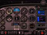 FS2004                   Cessna Skyhawk 172SP IFR Panel Avionics Upgrade
