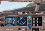 """FS2000                   - Alitalia Boeing 747-400 """"Sanremo"""" (Fictious)"""