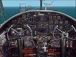 CFS2             B-25J panel