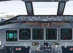 Boeing                   717-200 panel for fs2000
