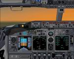 FS2004                   Boeing 737 - 700 / 800 / 900 Series (Final Release) Panel.