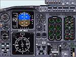 FS2000                   Boeing 737 IFR Panel