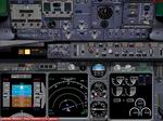 FS2004                   Boeing 737-800 Ultimate Panel.