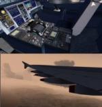 FSX/P3D Airbus A380-800 British Airways package (updated)