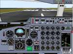 FS2000                     panel - Bae-146 / Avro RJ85