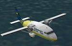 FS98/FS2000                   Bahamas Air Shorts 360
