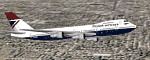 FS98/FS2000                   British Airways 747-136