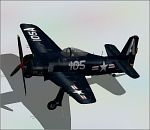 Grumman             F8F-2 For CFS2 only