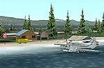 FS2002                   Scenery - Beluga Lake, Alaska