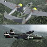 DC Designs Northrop P-61C Black Widow for FSX and P3D