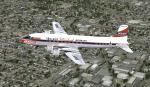 Corrected Braniff DC-6 textures