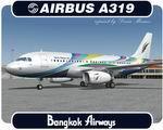 Bangkok Airways Airbus A319-132