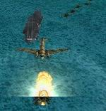 FSX                   Bomber Goes in Mission